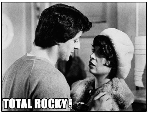 Rocky won't take no for an answer.